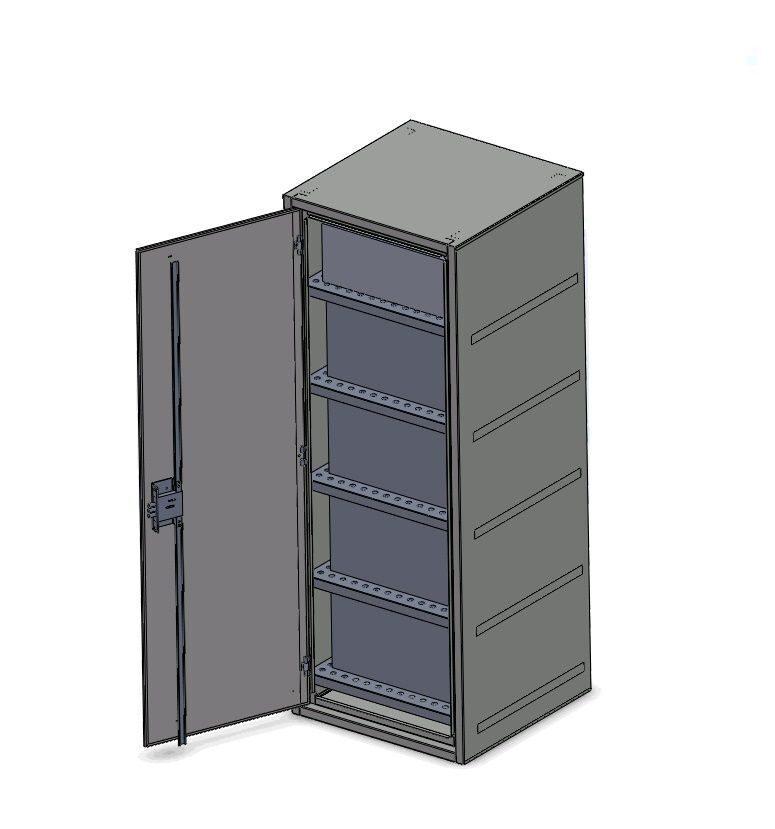 сборка 600х600х1600 с оборудованием